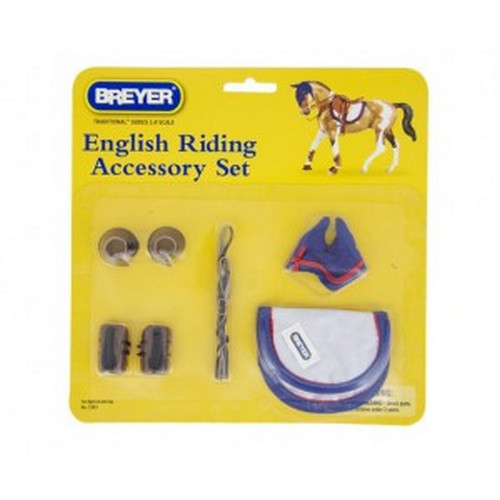 English Riding Accessory Set  1383