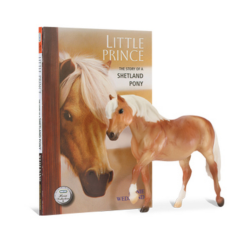 Little Prince med bok