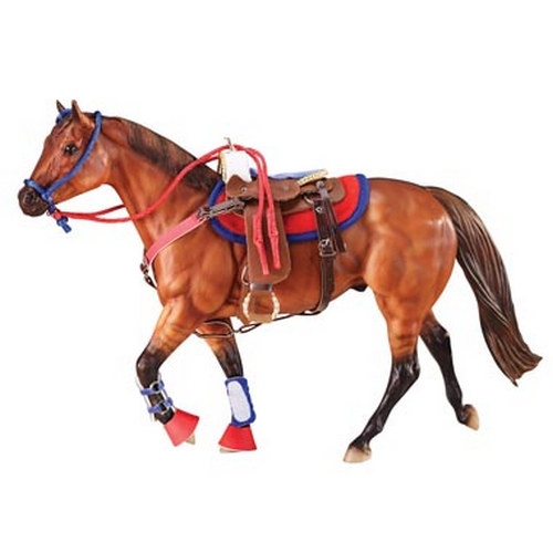 Western Riding Set Hot Colors 2051
