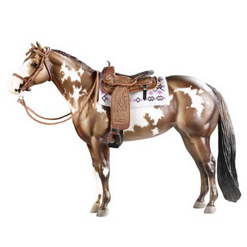 Western Pleasure Saddle 2494