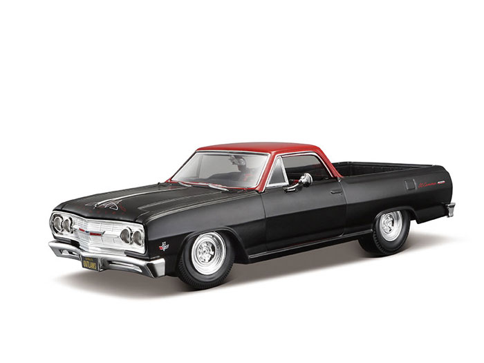 1:24, Chevy El Camino -65 Outlaws